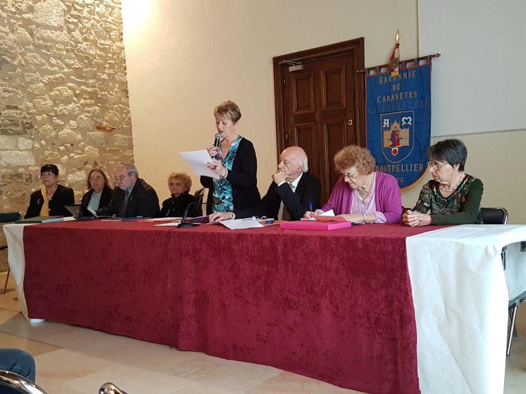 Association les barons de caravètes - Assemblée Générale du 07/04/2019